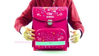 школьный рюкзак (ранец) Herlitz Smart Butterfly обзор