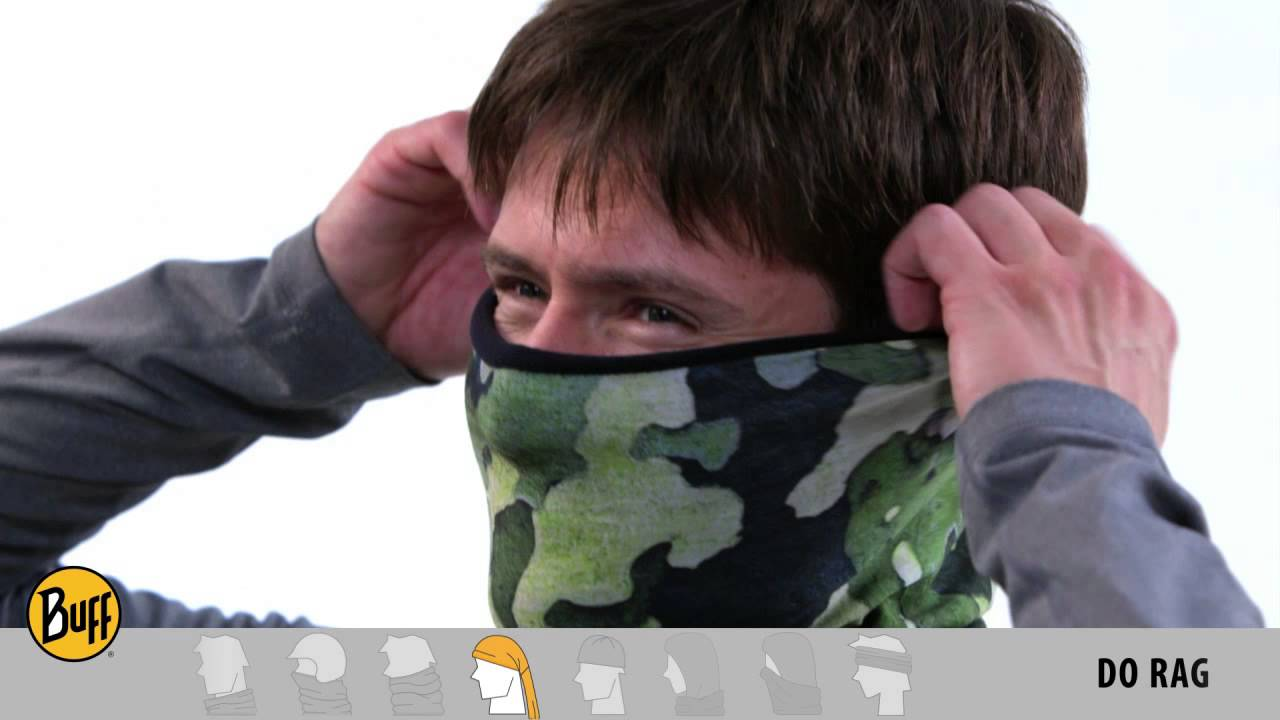 HOWTOWEAR POLAR REVERSIBLE BUFF®  d94874089e1