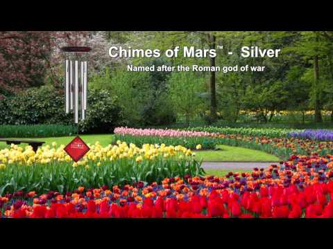 Chimes of Mars - Silver by Woodstock Chimes Thumbnail