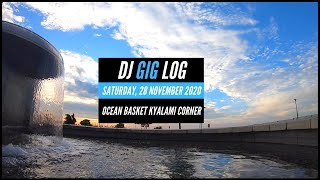 DJ GIG LOG: #014​ OCEAN BASKET KYALAMI GREEK EVENING