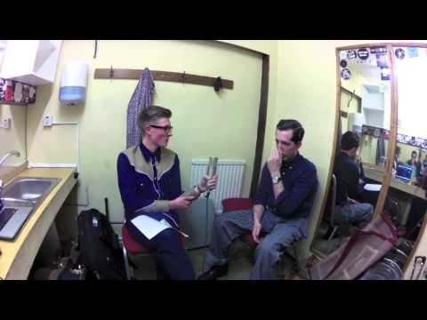 Pokey LaFarge In Conversation With James Shakeshaft