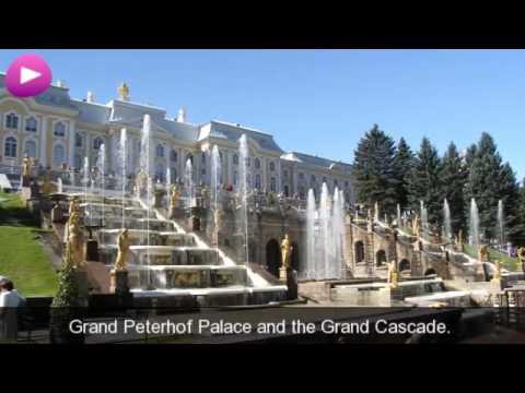 Peterhof Wikipedia travel guide video. Created by http://stupeflix.com