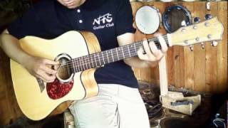 My Love solo fingerstyle by SMR