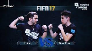 Xpiner vs Elior Blux   פרק 5   fifa 17