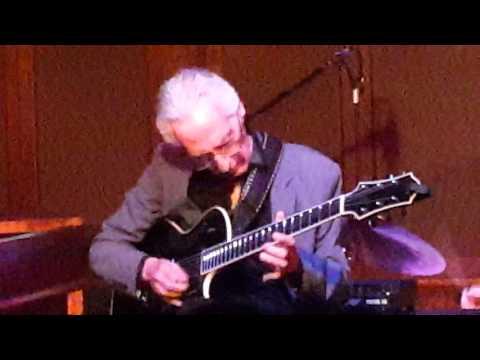 Pat Martino - Sunny - LIVE at Chris' Jazz Cafe
