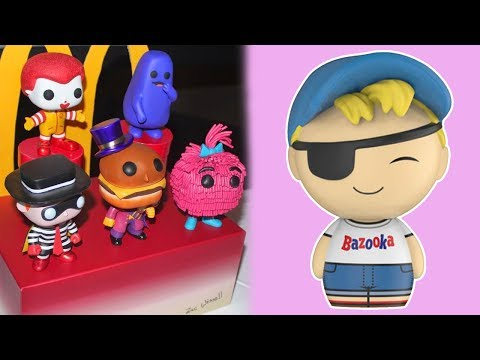 Funko News | McDonalds AD Icons Leaked and More!