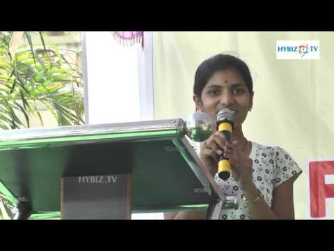 Himabindu student - Dr Reddy's Laboratories academic year 2015-16 Scholarships