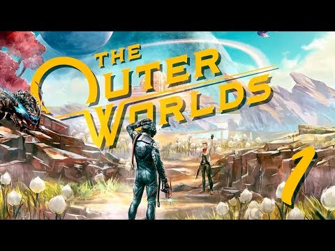 "The Outer Worlds | En Español | Capítulo 1 ""Un nuevo mundo"""