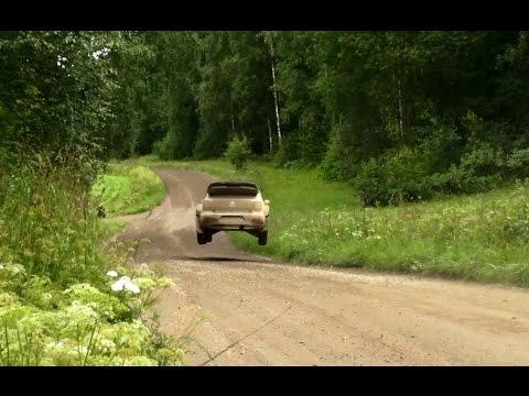 Tests Rally Finland 2015 Ogier/Ingrassia Polo R WRC