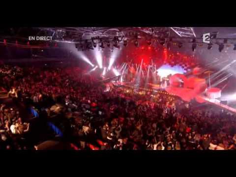 Cali 1 000 coeurs debout aux victoires de la musique 2009 TV Rip du 28 02 2009