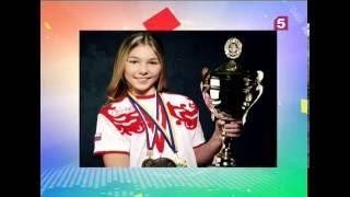 "Марьяна Наумова в программе ""Утро на 5"" // 26.09.2016"