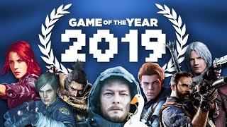 10 Best Video Games Of 2019