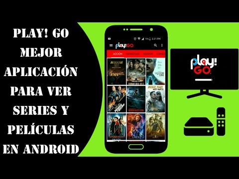 Play! Go Mejor aplicación para ver Series y películas en Android