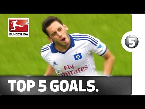 Top 5 Goals - Schweinsteiger, Firmino, Kruse and more with brilliant strikes