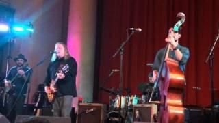 Company Man - Warren Haynes Ashes & Dust Tour London 21-Nov-15