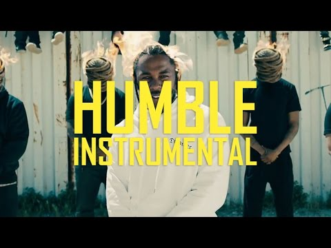 [FREE DOWNLOAD] Kendrick Lamar - Humble Instrumental - Reprod. Royal Raven Music