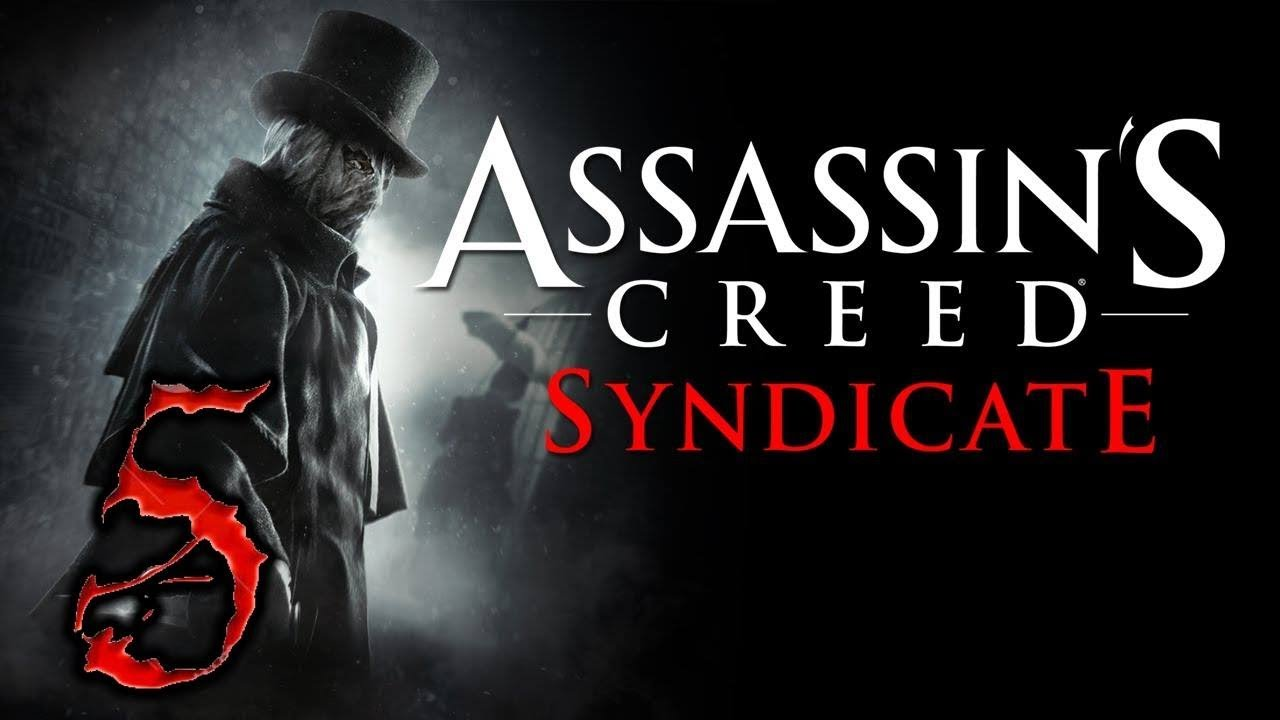 Assassin's Creed Syndicate: Jack The Ripper #5