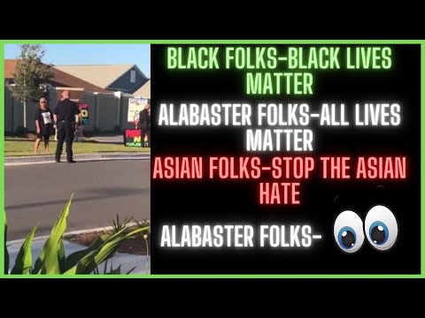 |NEWS| Alabaster Lives Matter??‍♂️