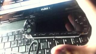 Problemas con mi PSP, primera parte.