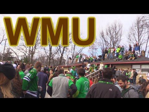 WMU Party- St. Patricks Day
