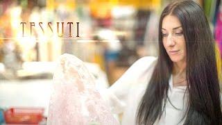 видео Итальянские ткани. Оптово-розничная продажа тканей.