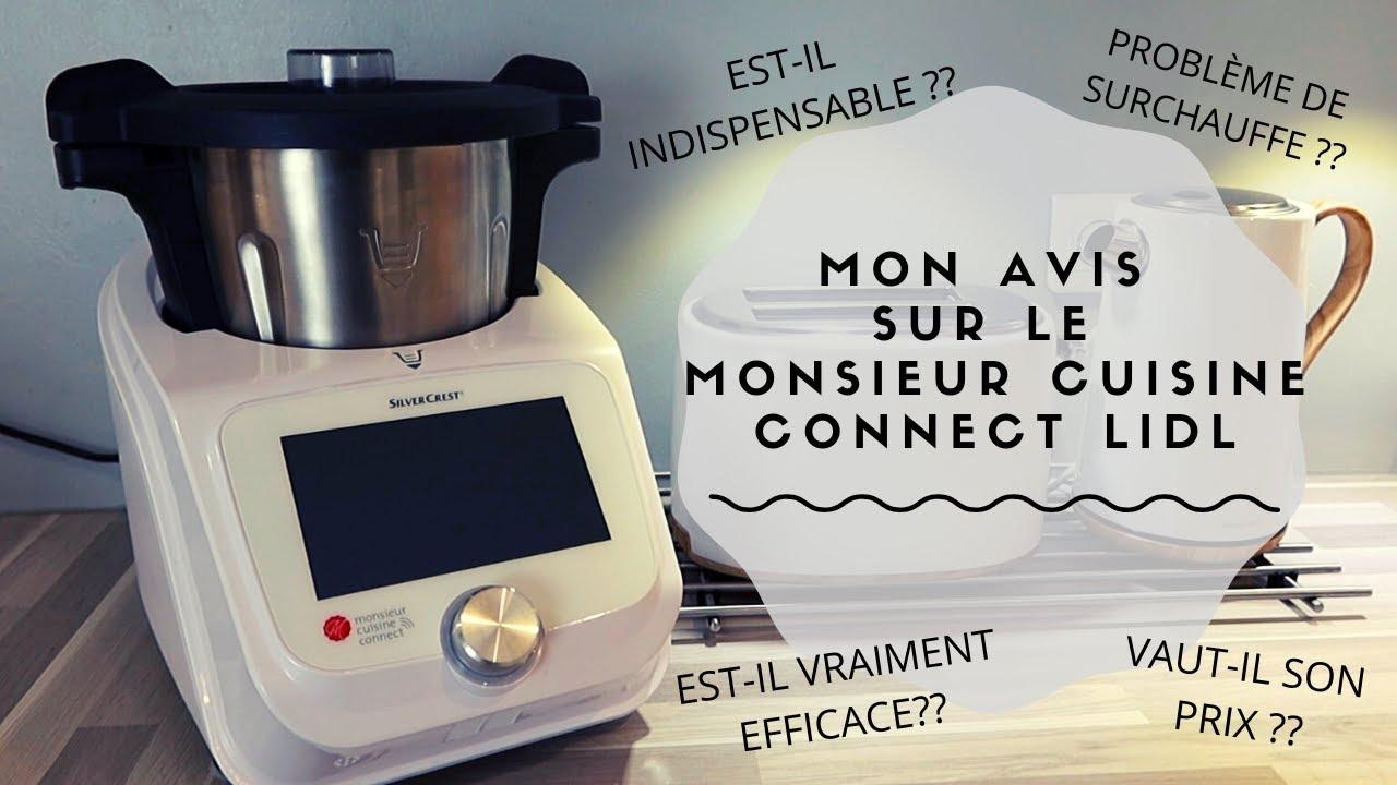 Tout Sur Le Monsieur Cuisine Connect Lidl Avis Produit Youtube