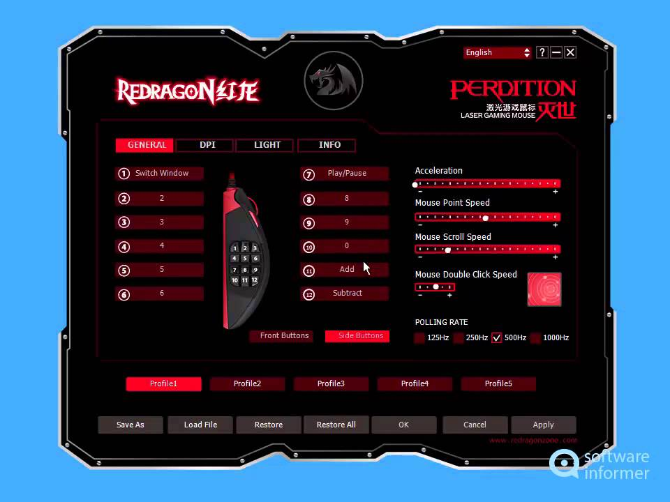 How It Works Redragon Gaming Mouse Youtube