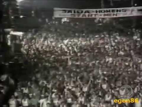 Atletismo :: Carlos Lopes vence São Silvestre de São Paulo em 1982