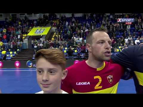 FULL | Euro-2018. Main Round. Ukraine 4:2 Montenegro