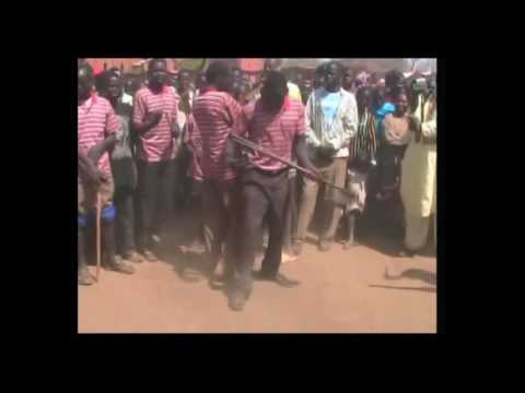 Luo of Bahr El Ghazal - Wau South Sudan - Part Two