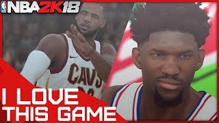 NBA 2K18 - I LOVE THIS GAME (NBA 2K6 Intro Style)