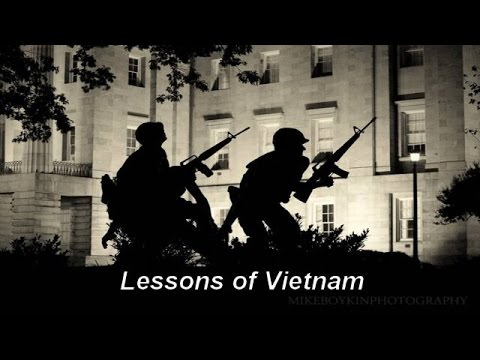 Lessons of Vietnam - 03-08-2017 - G.I. Joe's Military Living History Museum with Eric Cantu