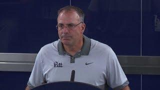 Football | Head Coach Pat Narduzzi | Press Conference 9/24/18