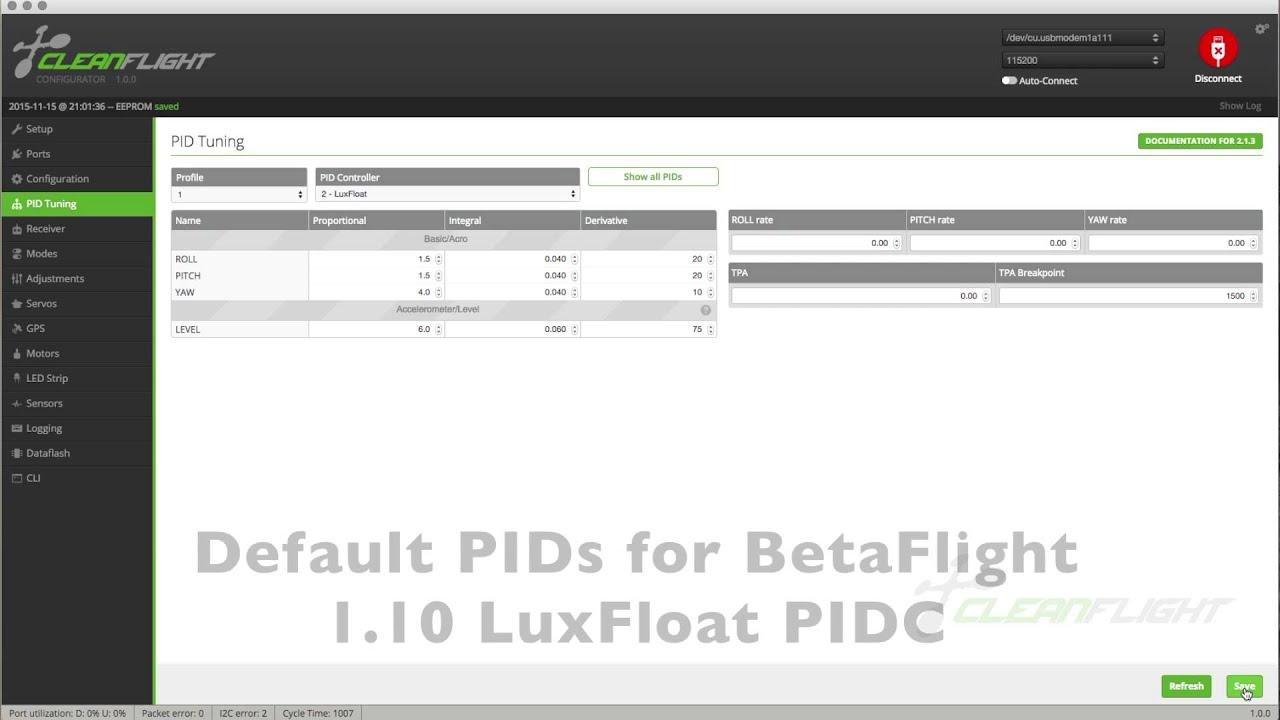 how to download betaflight configurator
