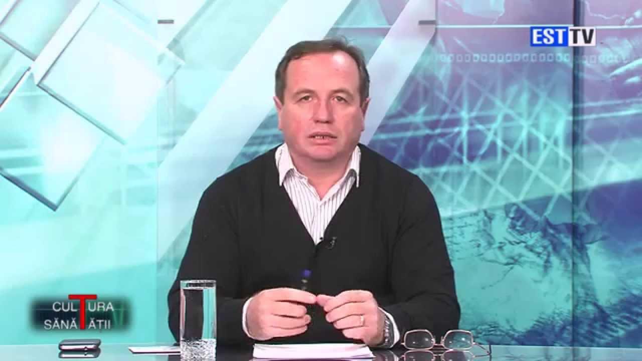 """Farmacistul Constantin Platon la """"Cultura sănătăţii"""". Antibioticele între uz şi abuz"""