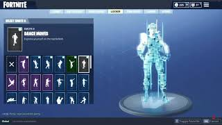 Fortnite default dance earrape hyperdistored bass boosted