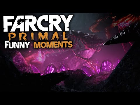 Far Cry Primal: Funny Moments?!