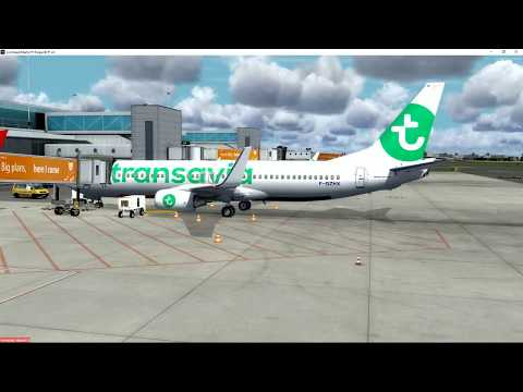 Transavia (new colours) EHAM/LEIB with FS2Crew 64bit and ProATC X