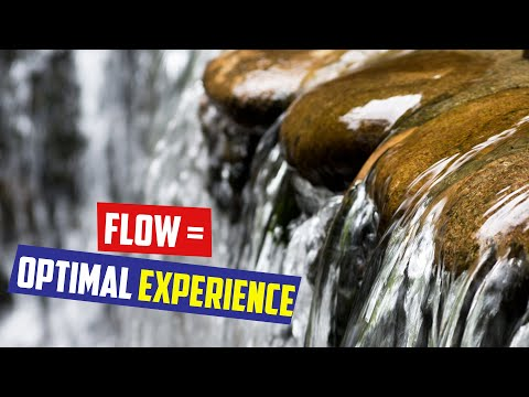 flow-psychology-of-optimal-experience