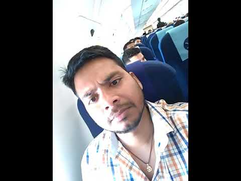 Abhishek 8052 first flight trip in Dubai(9)