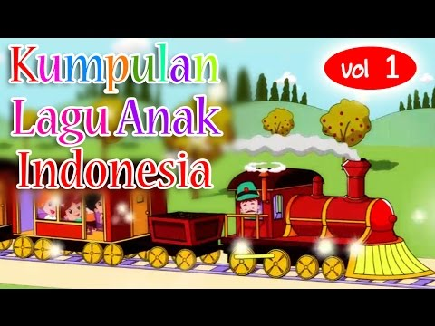 Kumpulan Lagu Anak Indonesia Populer 15 Menit - Vol 1 | Lagu Anak Indonesia