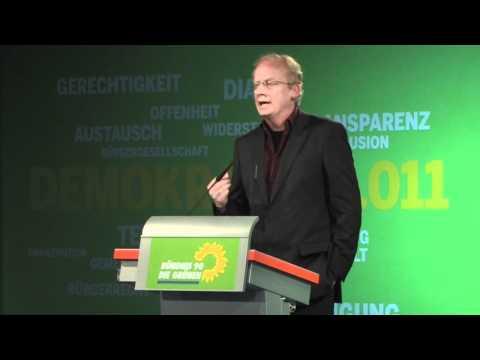 Harald Schumann - Wirtschaftliche Macht und Demokratie (HD)