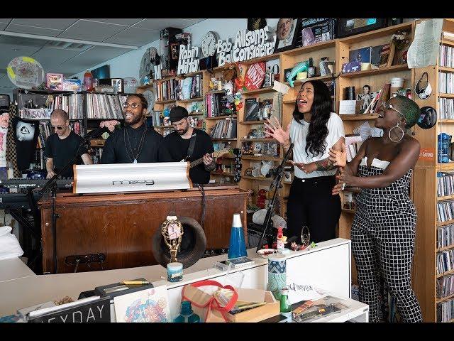 Cory Henry & The Funk Apostles: NPR Music Tiny Desk Concert