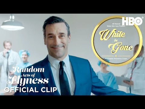 Jon Hamm 'White Thoughts'  Random Acts of Flyness  HBO