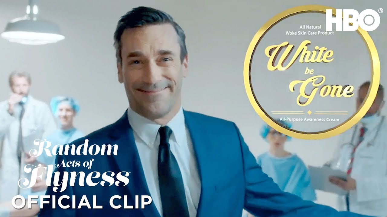 Jon Hamm 'White Thoughts' | Random Acts of Flyness | HBO