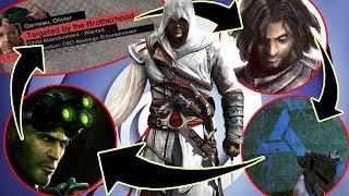 7 Shared Universe Video Game Theories That Might Actually Be True
