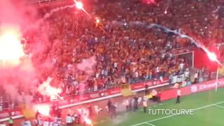 Galatasaray - Fenerbahçe 1-0 Turkish cup final 26.05.2016