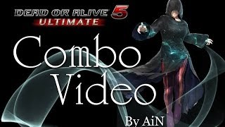 DOA5U PHASE-4 Combo Video (applicable in DOA5LR)