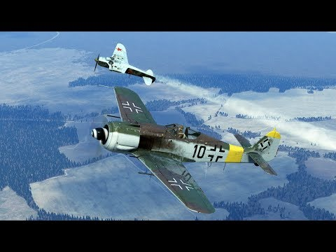 Fw 190 A8 | 6 Kills in a flight | Outro