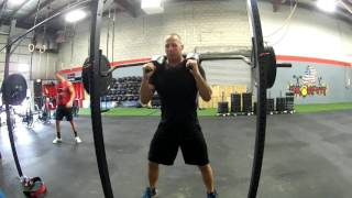 Strongman video blog #273 Make forward progress to one of many goals